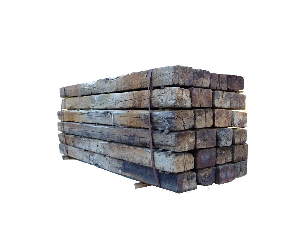 Traverse en bois OCTOWOOD®