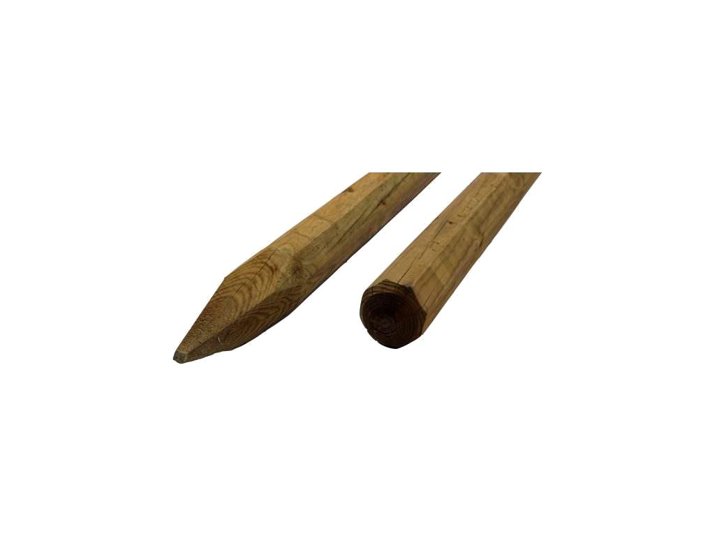 Piquet en pin sylvestre OCTOWOOD®